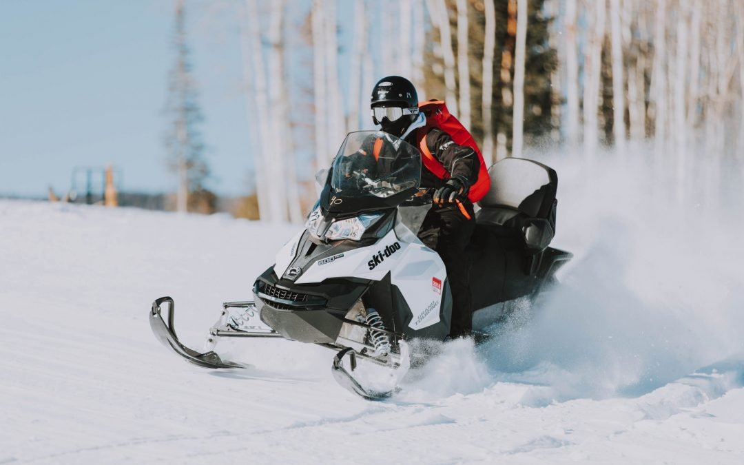 Reasons why you should finance a new snowmobile today!