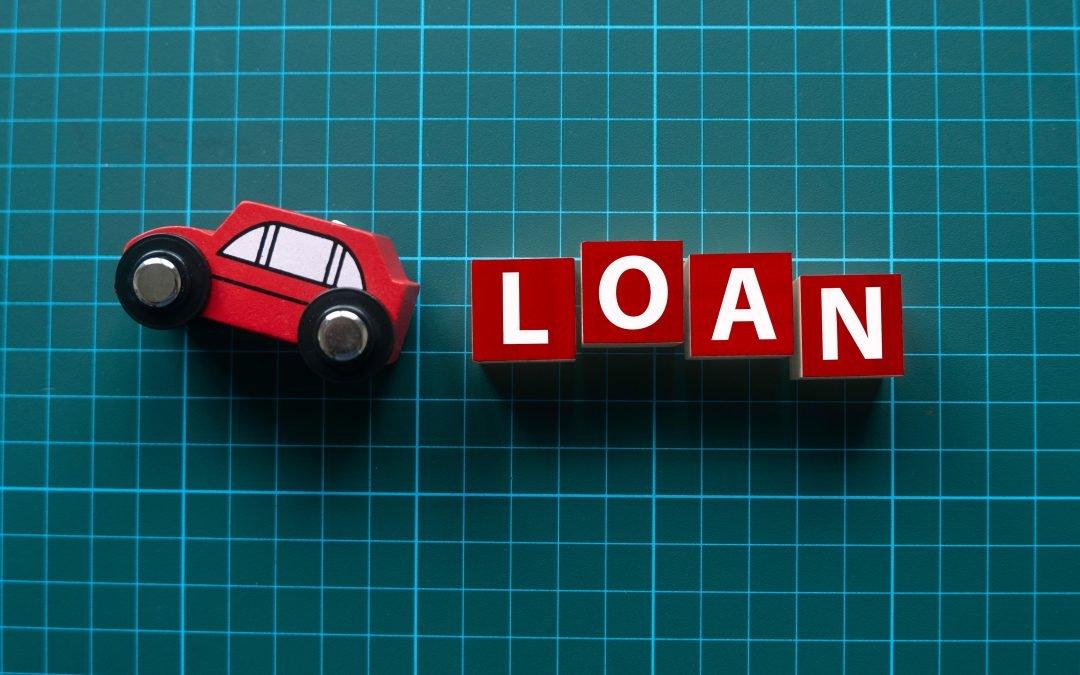 car-loan-concept